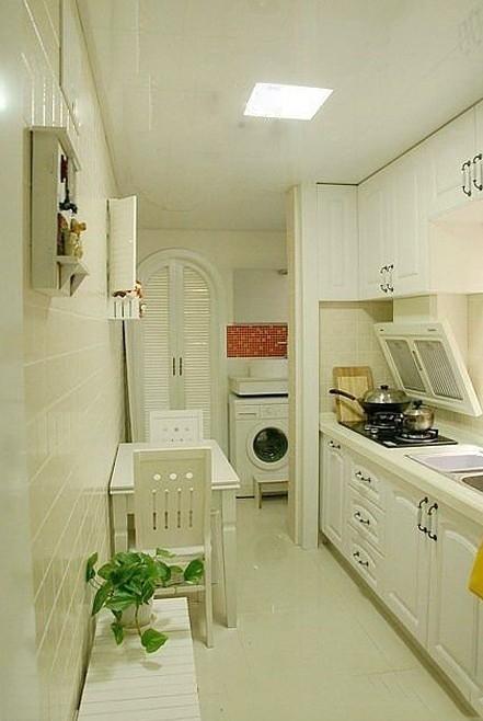 上海长条形小户型老房子装修