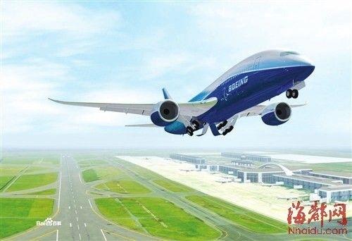 由于福州和厦门机场目前已经具备了波音787飞机起降