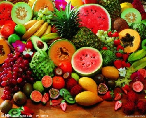 水果应吃酸味的