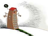 房價下跌最快城市排行