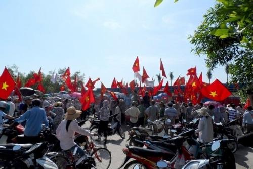 越南特色的民族主义 - 赵楚 - 赵楚独家评论