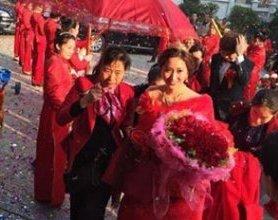 莆田新娘聘金600万 陪嫁1亿元和1架飞机