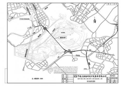 项目地理位置图