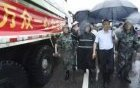 李克强在长江干堤指挥抢险救灾