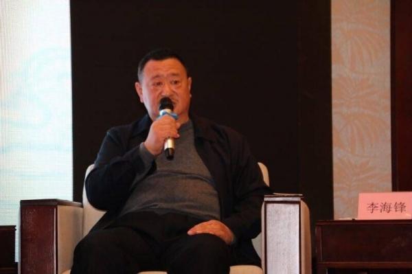 """蓬莱八仙过海旅游开发有限公司董事长,国家""""飞马奖""""获得者李海峰"""