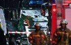 德国柏林一货车冲入圣诞市