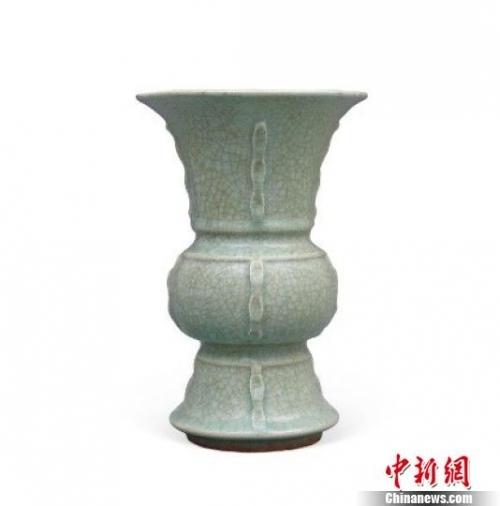 看好内地收藏市场港拍行将携古陶瓷北上巡展