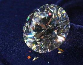 俄罗斯展示51.38克拉王朝钻石