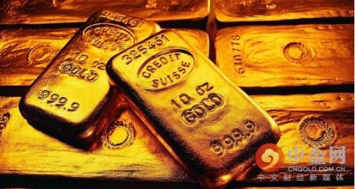 Maley表示,黄金自7月初的低点已经上涨了近12%。