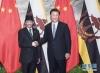 9月13日,国家主席习近平在北京人民大会堂同文莱苏丹哈桑纳尔举行会谈。 新华社记者 李涛 摄