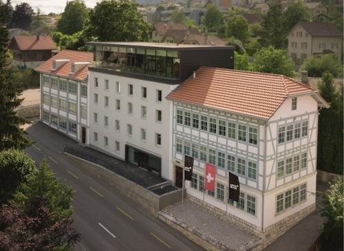 万宝龙维莱尔表厂(原美耐华),图片来源于万宝龙。