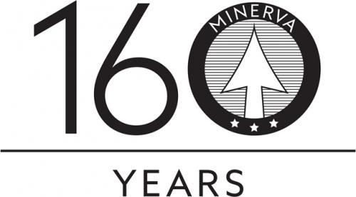 美耐华160周年logo,图片来源于万宝龙。