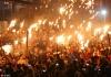 """山前村火把节民俗已经传承300多年,入选晋江、泉州市非物质文化遗产名录,如今已经成为山前村的一张""""名片""""。"""