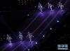 2月25日,2018年平昌冬奥会闭幕式在平昌奥林匹克体育场举行。 图为闭幕式上的文艺表演。 新华社记者李钢摄