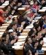 3月5日,第十三届全国人民代表大会第一次会议在北京人民大会堂开幕。 新华社记者王晔摄