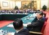 3月5日,中共中央总书记、国家主席、中央军委主席习近平参加十三届全国人大一次会议内蒙古代表团的审议。 新华社记者 鞠鹏 摄