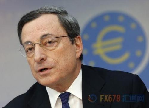 此前,欧洲央行已经声明:欧洲央行随时准备提高其购买债权的规模以及时长,以防欧元区经济前景恶化。