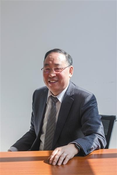 诺姆四达董事长、总裁苏永华。