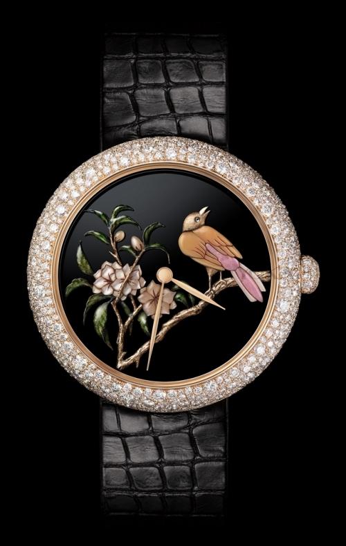 香奈儿腕表,图片来源于香奈儿。