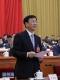 3月13日,十三届全国人大一次会议在北京人民大会堂举行第四次全体会议。曹建明主持会议。 新华社记者 谢环驰 摄
