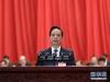 3月13日,十三届全国人大一次会议在北京人民大会堂举行第四次全体会议。受十二届全国人大常委会委托,全国人大常委会副委员长李建国向十三届全国人大一次会议作关于中华人民共和国监察法草案的说明。新华社记者 王晔 摄