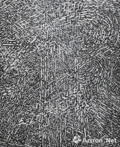 余友涵 《抽象1988-1》 1572万港币