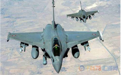 美英法袭击叙利亚