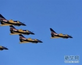 改革开放让中国的空天更安全——全民国家安全教育日空军向民众展现歼-10特技飞行目击记