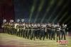 图为中国人民解放军军乐团演出。