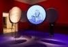 5月3日在德国特里尔莱茵流域州立博物馆拍摄的马克思主题展一角。 新华社记者单宇琦摄
