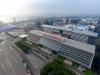 中国(福建)自由贸易试验区厦门片区一角(2016年4月13日无人机拍摄)。新华社记者 姜克红 摄