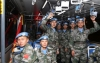 第17批赴黎巴嫩维和勇士出征【9】