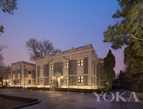 北京源邸外观  图片来自品牌