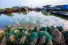 鄱阳湖第17个禁渔期即将结束 渔民整理渔具渔船等待开渔【4】