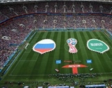 世界杯揭幕战:俄罗斯队胜沙特阿拉伯队