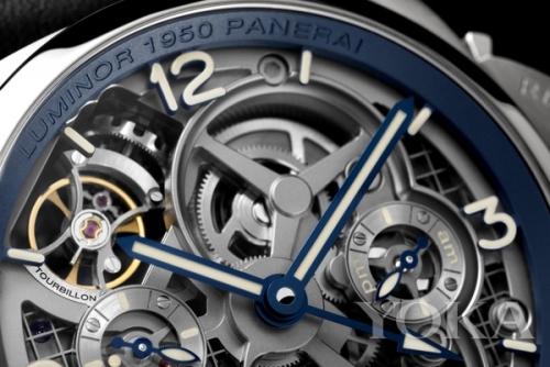 LO SCIENZIATO 腕表  图片来自品牌