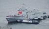 中国2艘055型万吨级驱逐舰在大连同时下水【4】