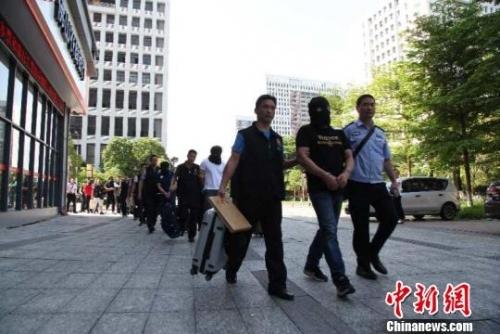 广东摧毁一批涉黑恶团伙获公安部奖励民众举报最高奖50万