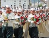 阿尔及利亚庆祝独立56周年
