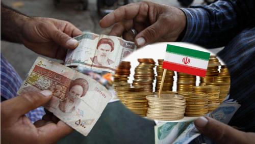 伊朗民众抢购黄金