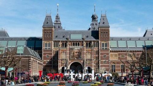 荷兰 阿姆斯特丹国立博物馆
