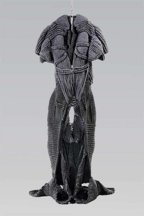 印度雕塑家Mrinalini Mukherjee作品