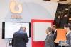 4月18日,在马来西亚普特拉贾亚,马来西亚总理马哈蒂尔(右三)在5G技术展上参观采用了中兴通讯5G技术的U mobile展台。 由马来西亚通信与多媒体部主办的马来西亚5G技术展18日在该国行政首都普特拉贾亚开幕,会上展出了5G通信和应用技术,华为等中国企业参展。 新华社记者 朱炜 摄