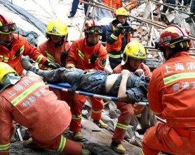 上海厂房坍塌事故搜救基本完成 10人抢救无效死亡