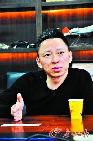 张朝阳:我回国普及创业概念